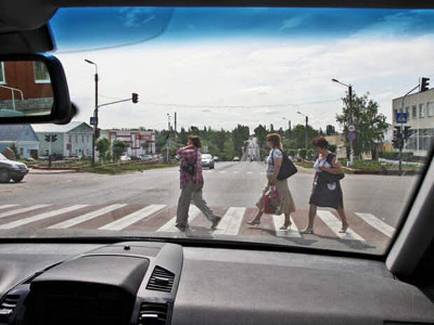 Опрос ZR: пешеходы и водители - партнеры или враги?