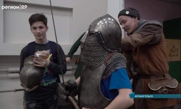 Архангельский Дом молодёжи: спорт, творчество, интеллект семь дней в неделю