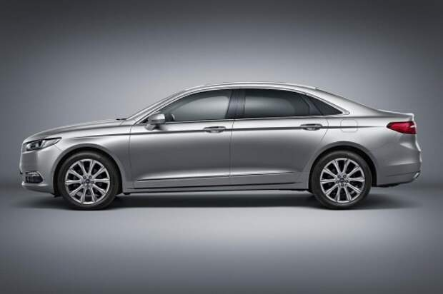 В Шанхае дебютировал новый седан Форд Taurus