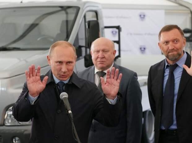 Группа ГАЗ попросит госгарантии на 25 млрд рублей