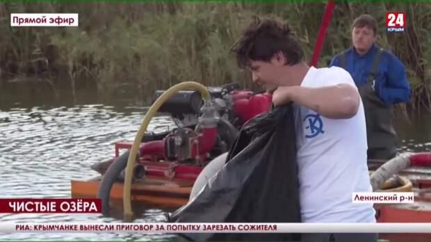 Безопасная очистка. В Ленинском районе протестировали уникальную насосную установку