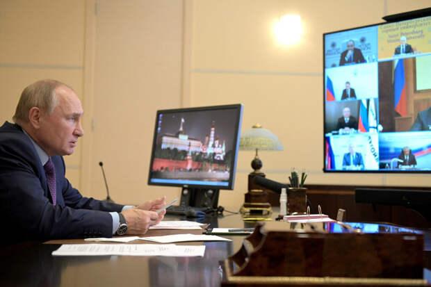 Путин рассказал о спекуляциях вокруг транзита газа через Украину