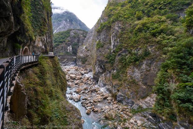 Весь Тайвань с севера на юг за 10 дней