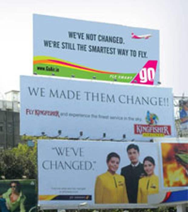 Рекламные войны по-индийски