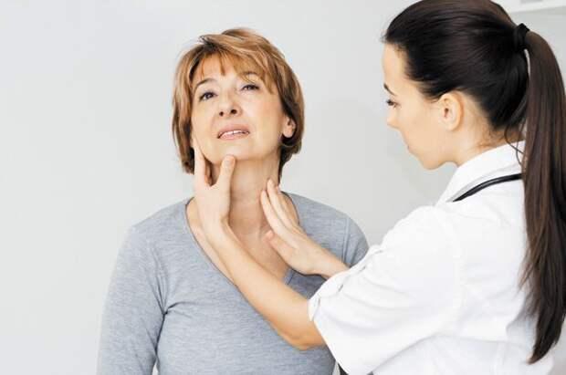 ЗДРАВОТДЕЛ. Узлы в щитовидной железе
