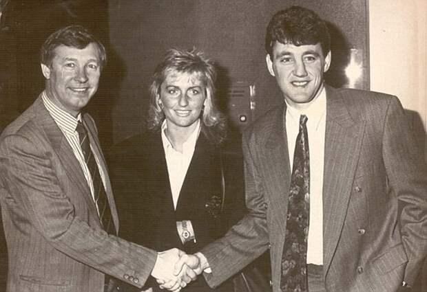 013 Алекс Фергюсон: Самый титулованный тренер Манчестер Юнайтед