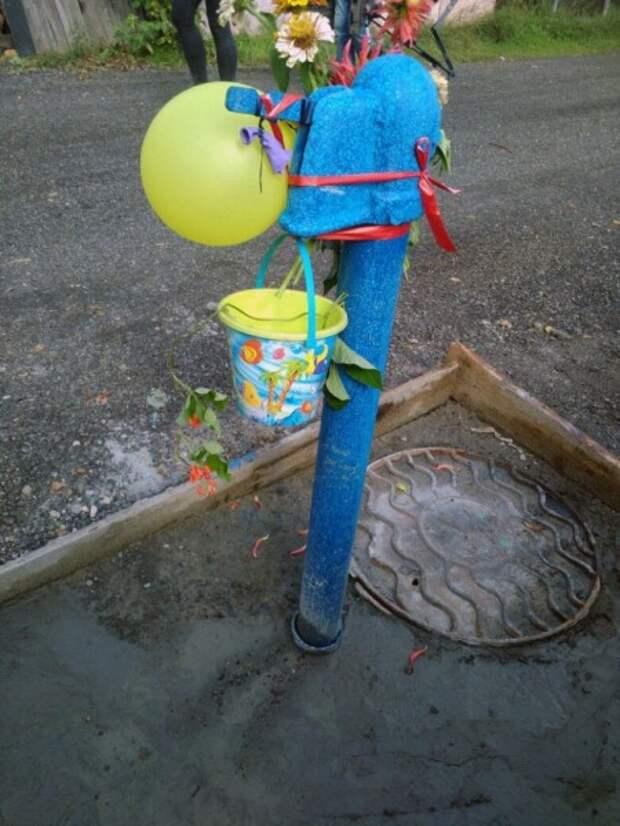 В России - матушке с ленточками открывают помойки и несуществующие остановки (ФОТО, КОТОРЫЕ МЫ ЗАСЛУЖИЛИ)
