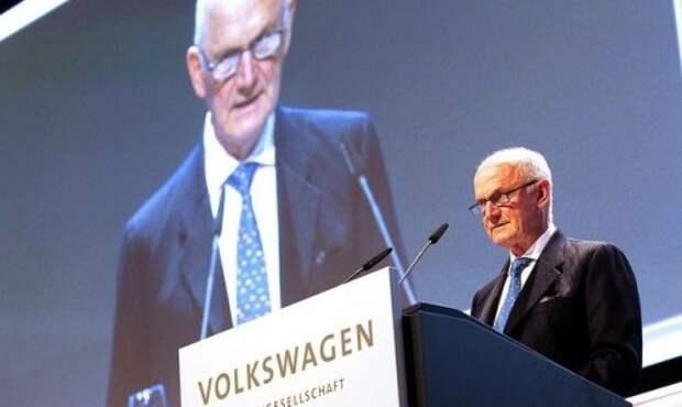 Фердинанд Пих, Volkswagen
