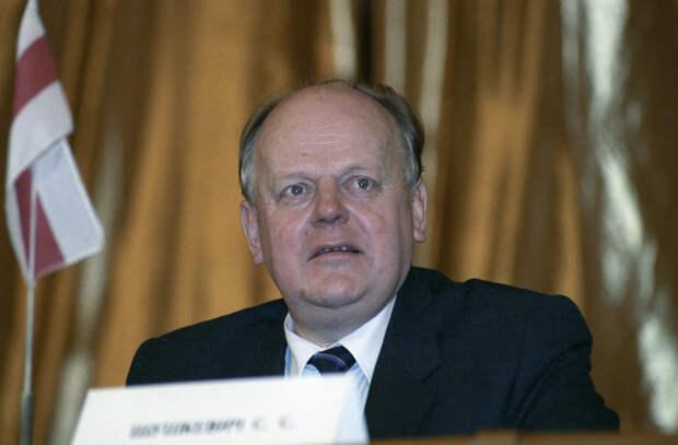 Шушкевич очнулся от политической комы.