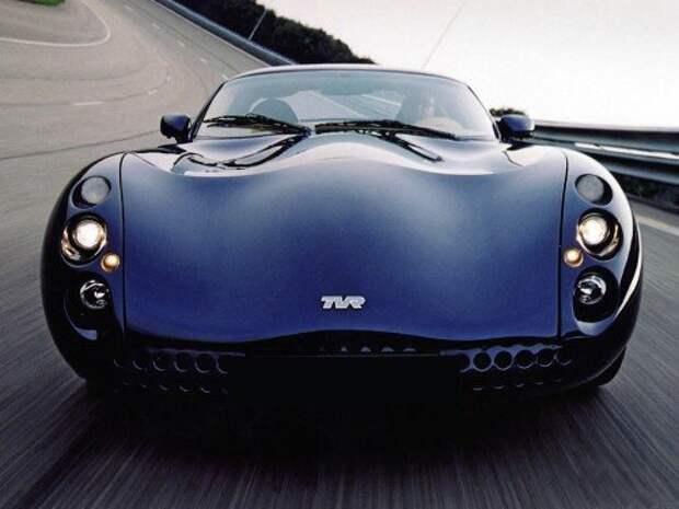 TVR принимает заказы на новый спорткар