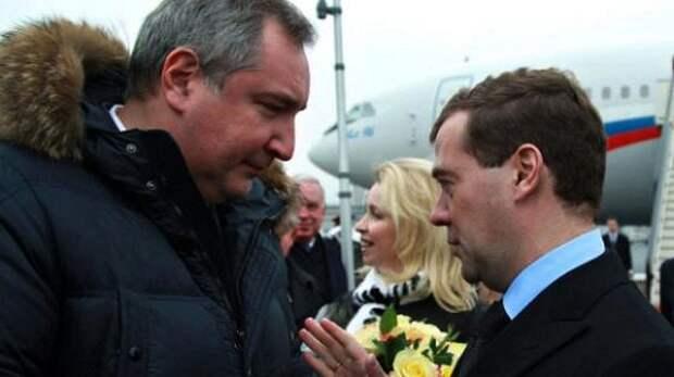 Карьера Рогозина повисла на волоске