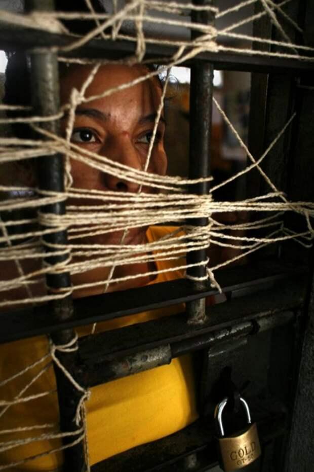 Женщины в тюрьмах Бразилии
