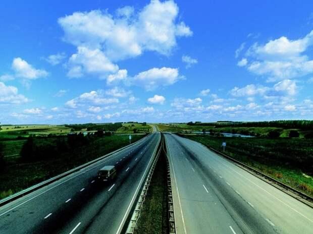 Росавтодор повысит скорость до 110 км/час на 8 участках федеральных трасс