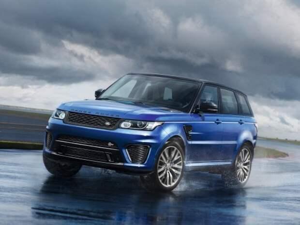 Range Rover Sport SVR позволил по-новому взглянуть на «спортивный внедорожник»