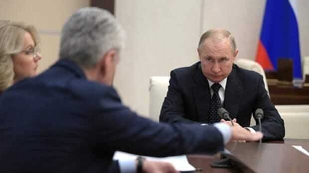 Собянин VS Путин: Собчак заявила об игре на разлом в Кремле