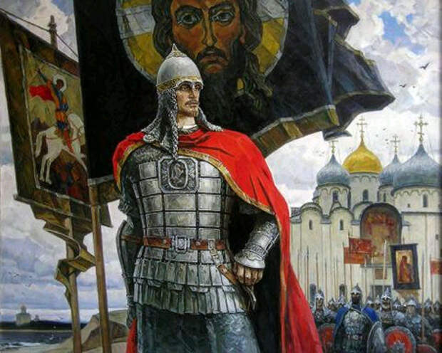 775 лет со дня Невской битвы