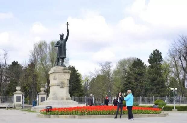 Во всех секторах Кишинева благоустраивают цветники