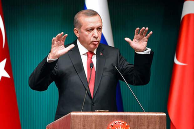 Эрдоган: Иерусалим должен стать столицей Палестины