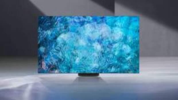 Samsung начинает продажи телевизоров Neo QLED в Украине: за предзаказ дарят саундбар
