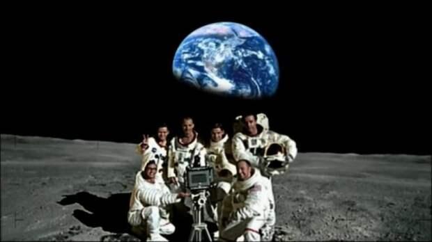 Как чиновник НАСА проболтался о лунной афере?