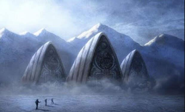 Необъяснимые находки, которые нашли из за таяния ледников