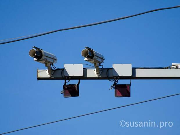 До начала апреля на дорогах Ижевска появятся 4 камеры фиксации нарушений ПДД