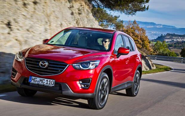 Mazda CX‑5 с пробегом: эксперт называет все минусы