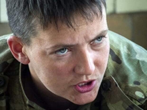 ПРАВО.RU: СМИ сообщили о возвращении Надежды Савченко на Украину