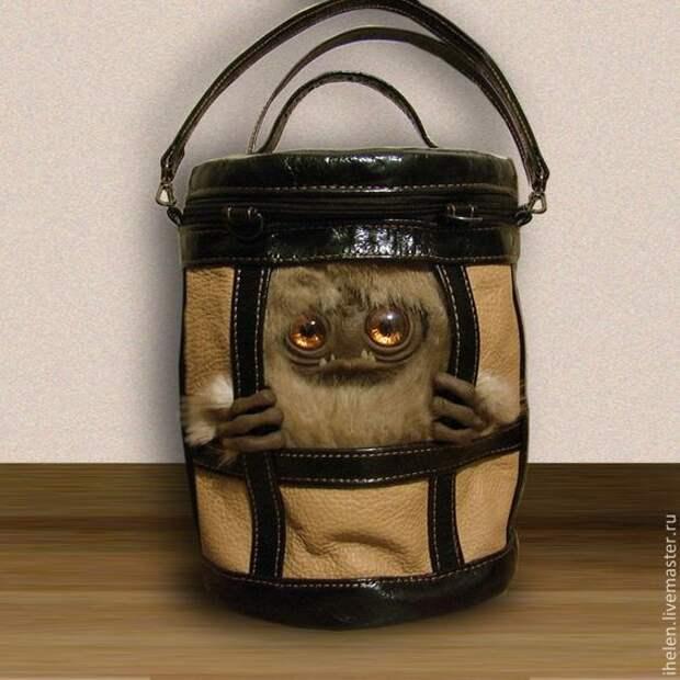 Забавные сумки и рюкзаки