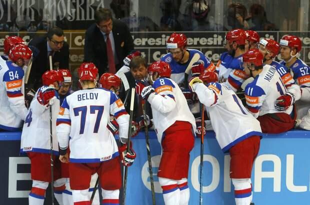 Почему сборная России ушла с канадского гимна