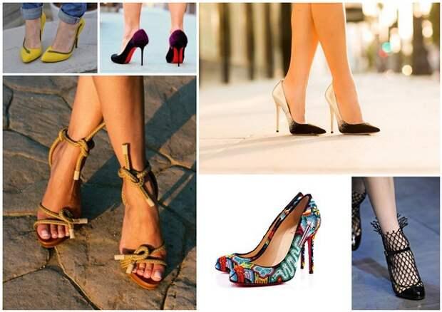 Обувь разная нужна, обувь всякая важна (трафик)