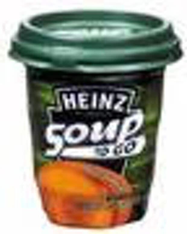 Heinz: суп и секс за две минуты