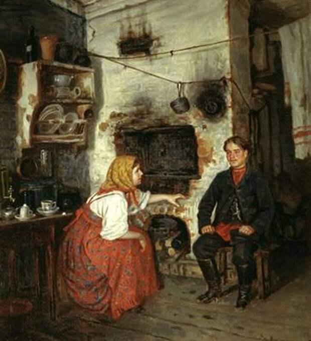 Из истории русской печи. Часть вторая