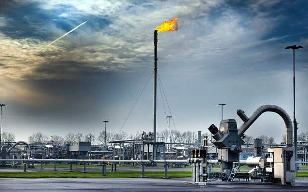 Власти Голландии снижают квоты на добычу газа в Гронингене