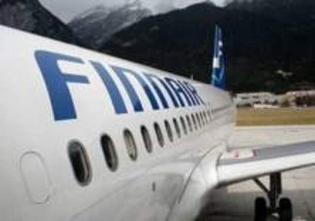 Пилота Finnair поймали пьяным на работе