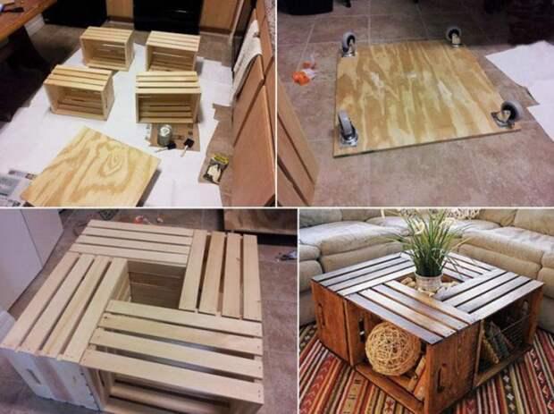 Идеальный столик для дачи. дача, идеи для дачи, своими руками