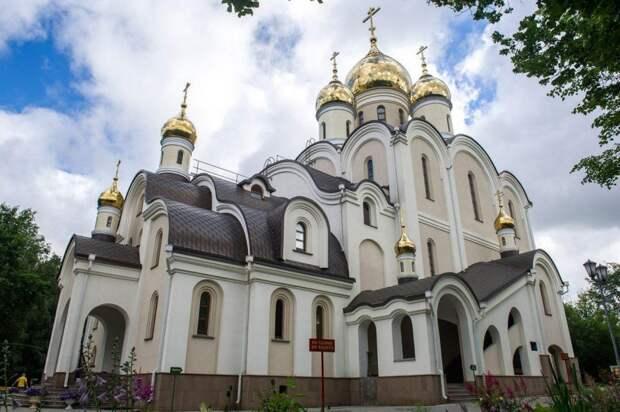 Церковь/ Фото c официального сайта Матроны Московской