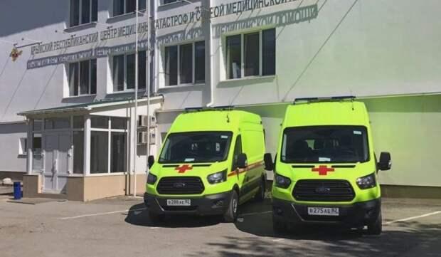 Центр скорой помощи в Крыму отчитался о выплате медикам всех надбавок