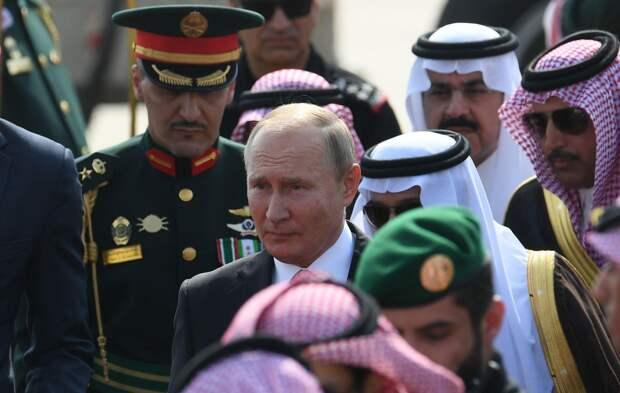 Визит Путина в Эр-Рияд: не прорыв, но ещё один шаг навстречу