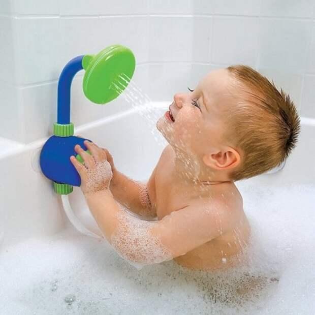 детский душ