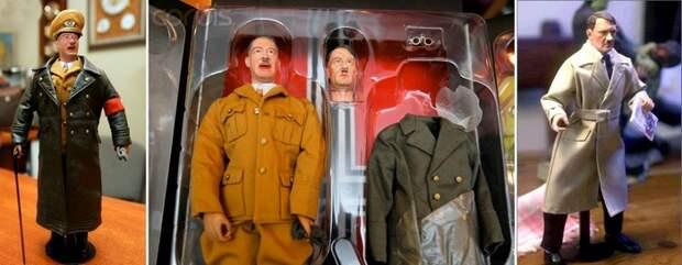 Кукла Адольфа Гитлера.