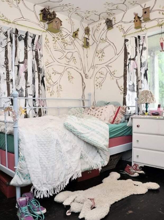 Спальный лес