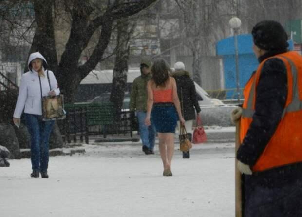 Снегурочка из Тольятти