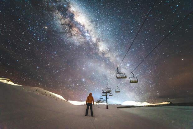 Невероятная красота Новой Зеландии