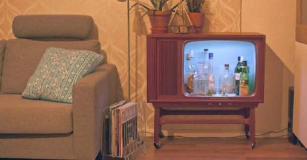 бар из телевизора