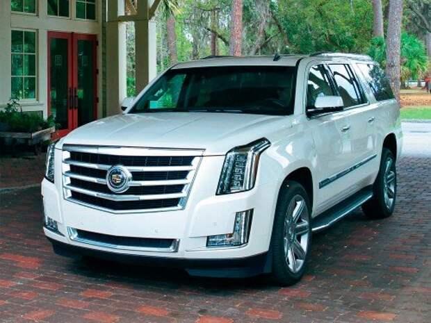 Тест нового Cadillac Escalade: остаться в живых