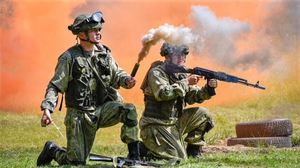 Внезапная проверка войск и сил показала, на что способна Армия России