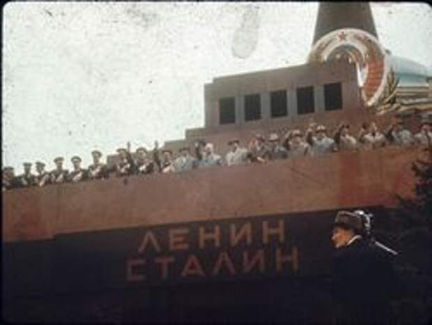 Новость на Newsland: О выносе Ленина серьезно