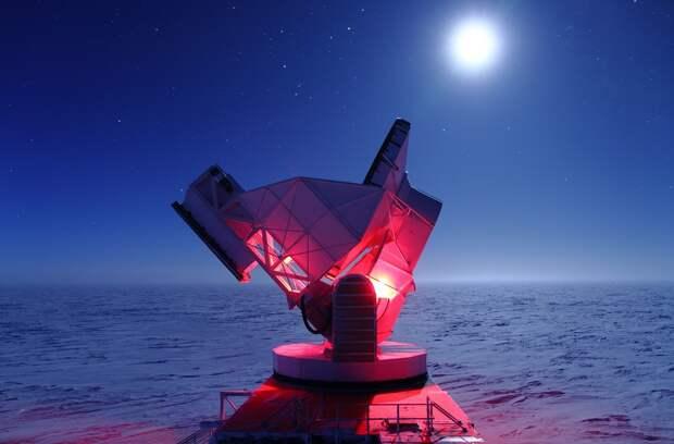 В плену Антарктиды (20 фото)