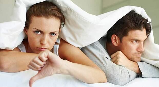 9 вещей, которые подавляют сексуальное желание